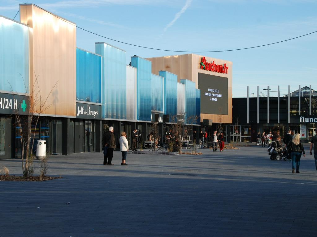 Nos r f rences clients - Auchan lyon porte des alpes ...